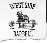westside barbell power lifting equipment for pro power lifters and