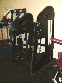lat pullover machine for sale